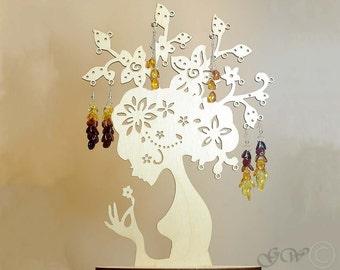 Doll earring tree walmart
