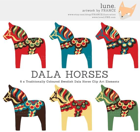 Dala Horses As A Craft Item