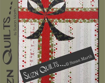 A Pretty Package- quilt as you go pattern