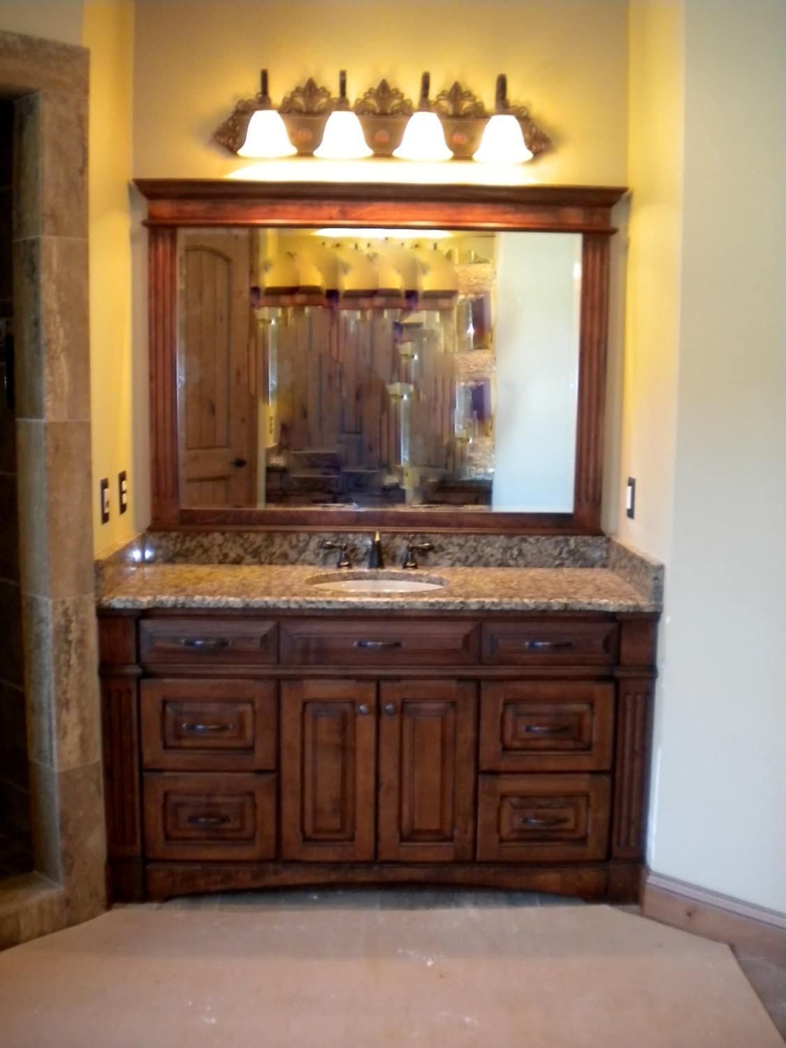 Custom Handcrafted Bathroom Vanity Vanities To Fit Any
