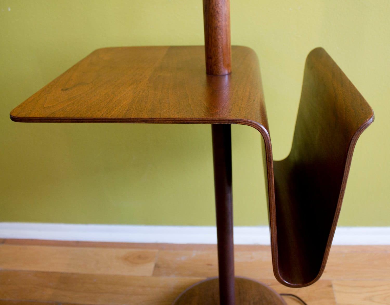 svd mid entury modern laurel bentwood walnut by 20cmodern midentury modern italian floor lamp