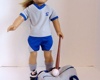 American Girl Doll: Batter Up