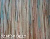 Wedding Garland Backdrop // Fabric Banner // YOU CHOOSE Colors/Style // Custom 4x4 ROMANTIC // Unique, Rustic, Party, Decor