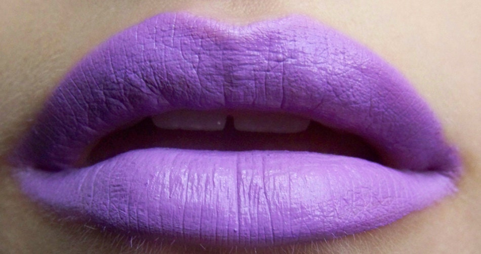 voila vegan pastel purple lipstick vegan vegan makeup. Black Bedroom Furniture Sets. Home Design Ideas