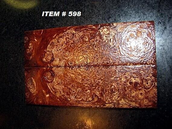 Spalted Maple Burl Spalted Maple Burl Custom
