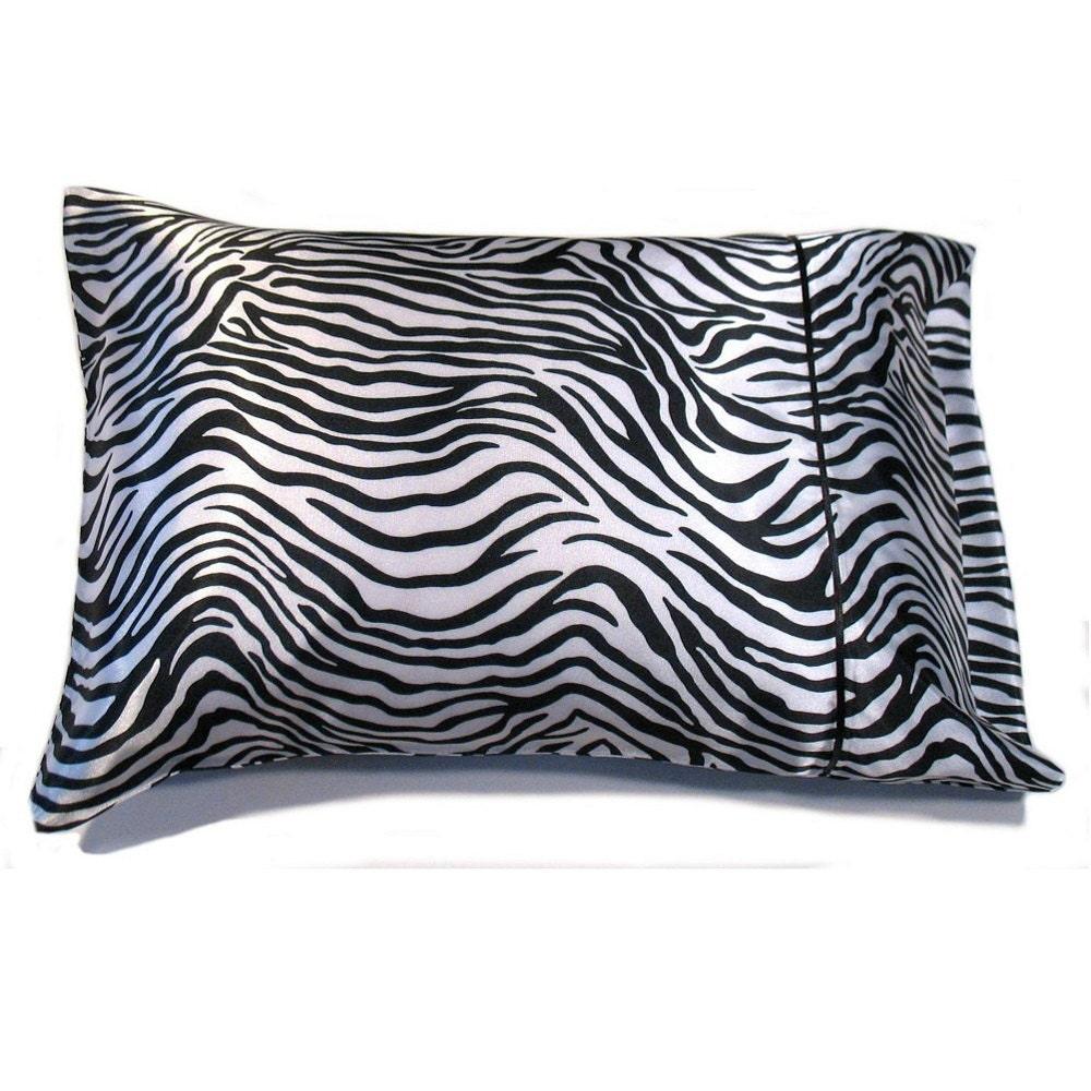 Luxurious Satin Pillowcase. Satin Travel Pillow Pillow Case.