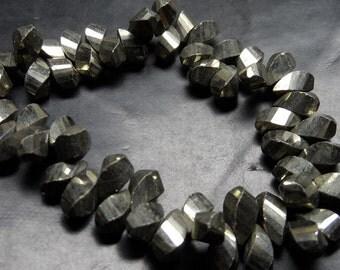 Payorite  Gemstone  Beads  Shape Fancy Faceted