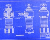 TV Show Lost In Space Robot Blueprint