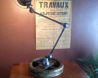 Lamp Jielde industrial, 2 arms (sold)