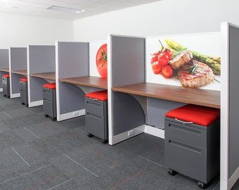 Refurbished Office Cubicles   Call Center Stations   Cool Office Cubicles   Telemarketing Stations   Cubicles Kansas City  Modern Cubicles