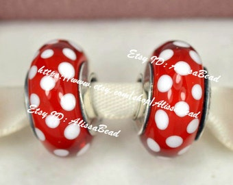 2014 NEW Top Quality S925 Sterling Silver Screw Core Classical Style Murano Glass Charms Beads Fits All European Bracelets Necklaces Z303A