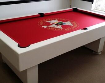 custom built to order 7ft regulation size pool tableu0027s