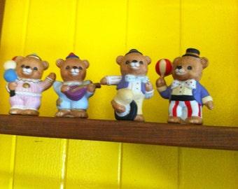 HOMCO #1449 Vintage Circus Bears