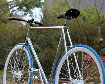 Chrome sold Marcus Marcelin Fixie bike!