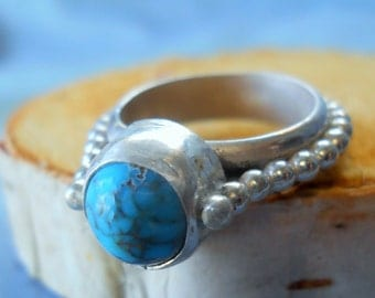 Standout Turquoise Ring