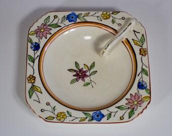 1920's Moriyama Mori-Machi Dish