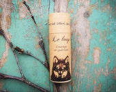 Solid perfume energetic The wolf