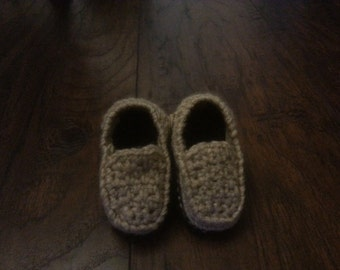 baby loafers, baby booties, crochet loafers, crochet booties, baby shower gift