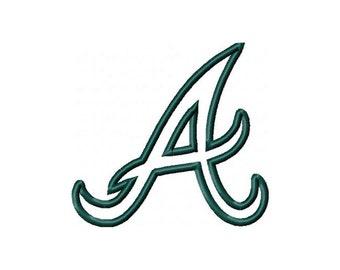 Atlanta Braves Applique