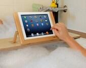 iPad Halter aus Holz Badewanne - Basic TUBLET | Geschenk, Weihnachtsgeschenk, Geschenkidee