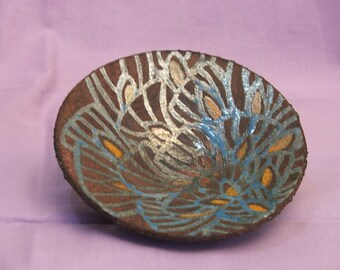 original ceramic little plate