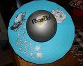 Vintage 1980's Pogo Ball Pogo Bal Lolo Hasbro Classic Toy bouncy ball pogo stick pogoball Hopper ball