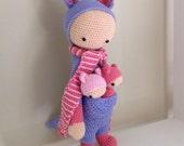 Kira the Kangaroo doll