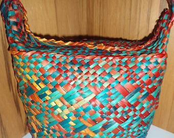 Maori Flax Handbag