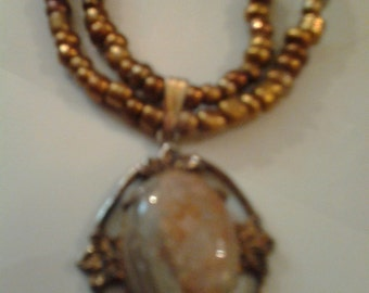 Nature Stone Necklace