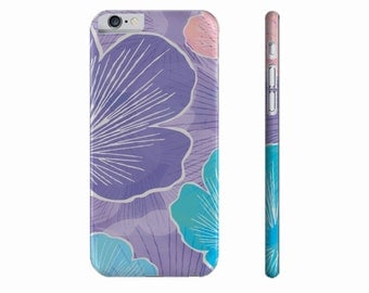 Phone Cover / Phone Case / iPhone Cover / Samsung Galaxy Phone Cover / iPhone Accessories / Happy Flower Phone Cover