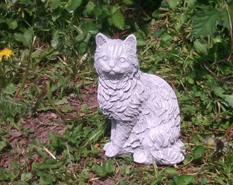 Sitting Cat, Pet Memorial, Feline