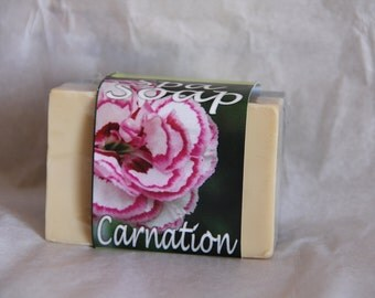 Carnation Spa Bar Soap