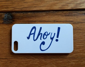 Ahoy! iPhone Case for 4/4s, 5/5s, or 6
