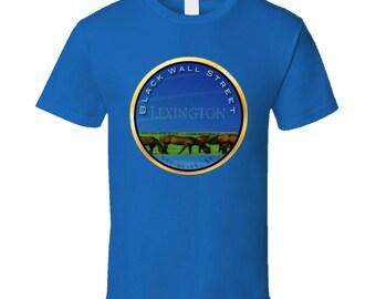 Bwslex Blue T Shirt