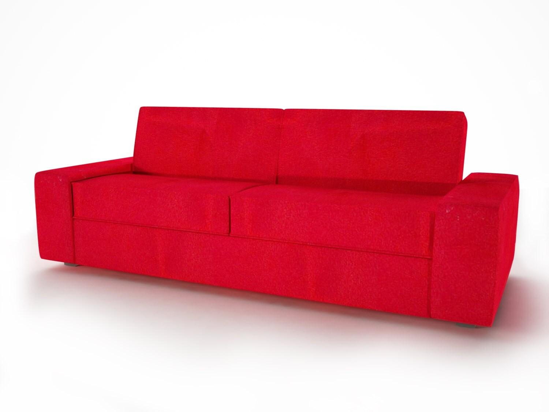 Slipcover for ikea 3 seat kivik bed sofa for Sofa kivik 3 plazas