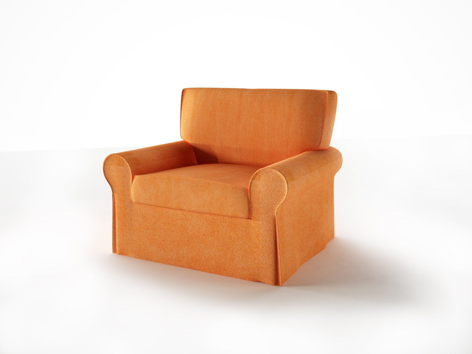 Slipcover For Ikea Ektorp Armchair