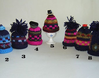 Hand knitted EGG COZY/COSEY each unique Easter delight