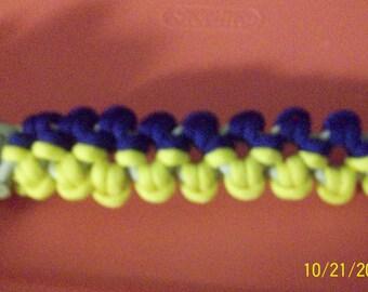Aztec Sun Bar Bracelet