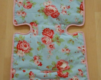 Pushchair buggy stroller seat  Reversible Liner for Maclaren using Cath Kidston fabrics