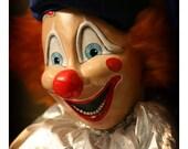 Movie Prop Replica Poltergeist Clown Unique Handmade Crafted Lifesize Creepy Clown Doll