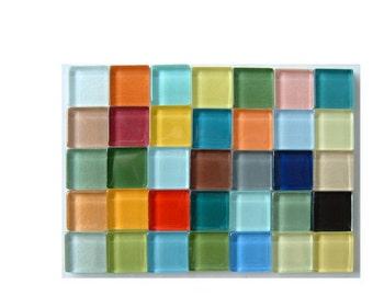Crystal Glass MosaicTiles