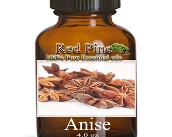 Anise Essential Oil - Pimpinella anisum - 100% Pure Therapeutic Grade
