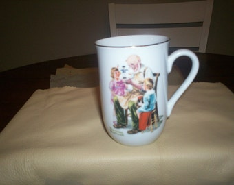 Norman Rockwell Museum - The Toymaker- Coffee Mug