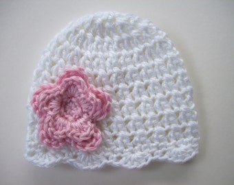 Pick Your Colors, Toddler Hat, Baby Girl Hat, Crochet Baby Hat, Baby Girl Beanie, Newborn Baby Beanie, Newborn Photo Prop, Baby Girl