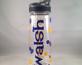 Custom Personalized Water Bottle 25 oz.