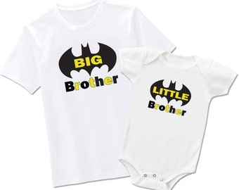 Big Brother Little Brother Batman - Each Sold Seperately