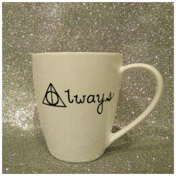 Always Mug with Grim Inside - Harry Potter Mug