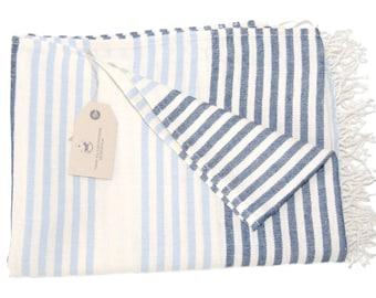 Linen beach towel , ALF