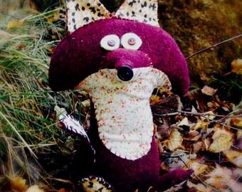 Mr Fox - Cuddly Stuffed Toy