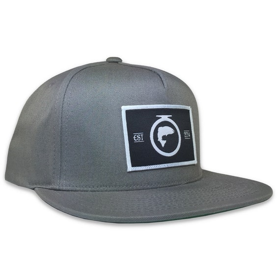 Items similar to fly fishing snapback hat fly fishing hats for Fishing snapback hats